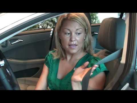 Emily with mercedes benz of buckhead talks aboout the 2008 for Buckhead mercedes benz