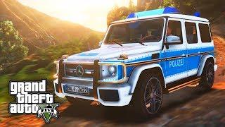Polizei einsatz im G65 AMG ! 😱