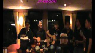 River Aria Crew Show (Panggayo)