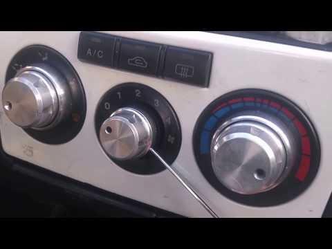 Hyundai Tiburon/Tuscani Blower Switch Replacement