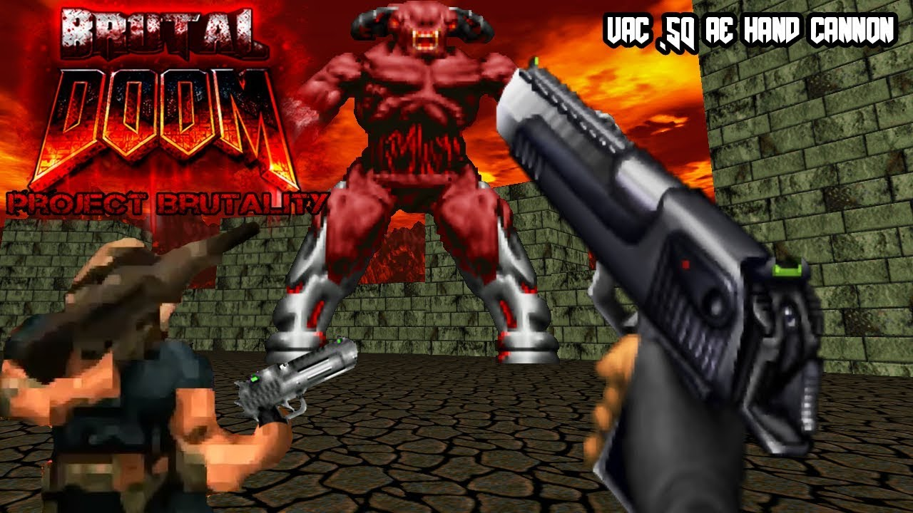PROJECT BRUTALITY 3 0 - With Desert Eagle To HELL, Extermination Day