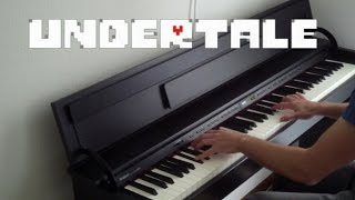 UNDERTALE - Piano Medley / Suite