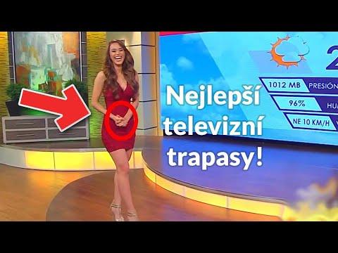 TOP 10 Nejlepší televizní trapasy!
