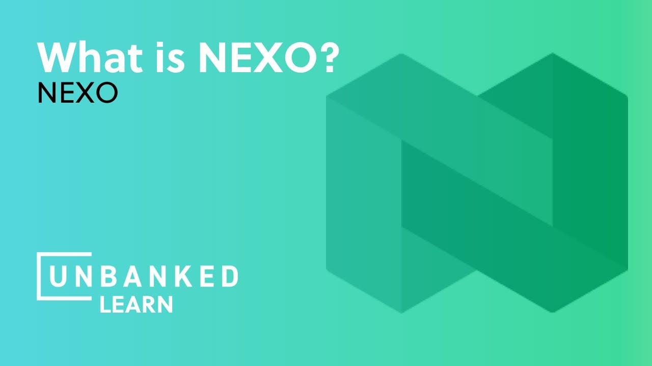Download What is Nexo? - NEXO Beginners Guide