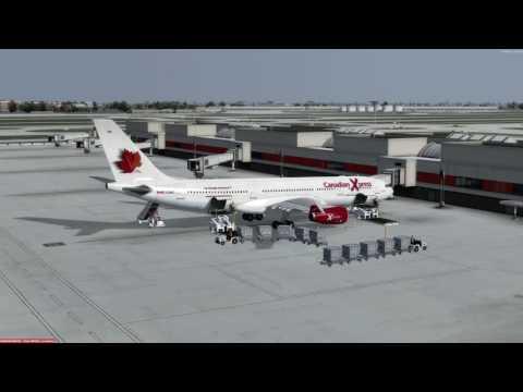 Airbus A330-200 Atlanta (KATL) to Denver (KDEN) P3D v3.4