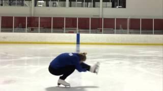 Figure Skating Spins