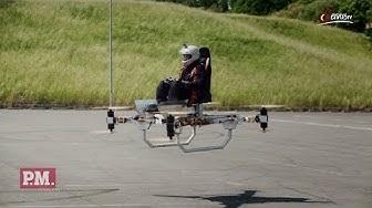 P.M. Wissen   Drohnenpilot (OneManOctocopter)   S01E22