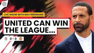 Rio Ferdinand; Live Match Reaction | Liverpool vs Man United