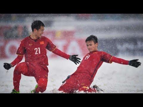 Việt Nam Vs Uzbekistan Chung Kết U23 Châu á FULL HD