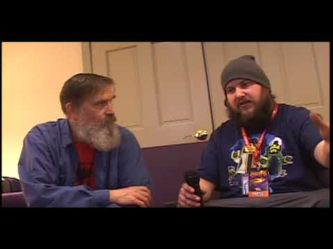Geekly Gab  with Bill Moseley at Astronomicon 2018