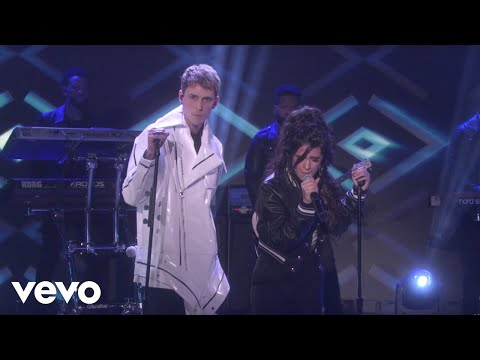 Machine Gun Kelly, Camila Cabello - Bad Things (Live On The Ellen DeGeneres Show/2017)
