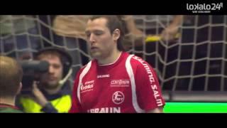MT Melsungen vs. Füchse Berlin (28:28) 19.04.2017