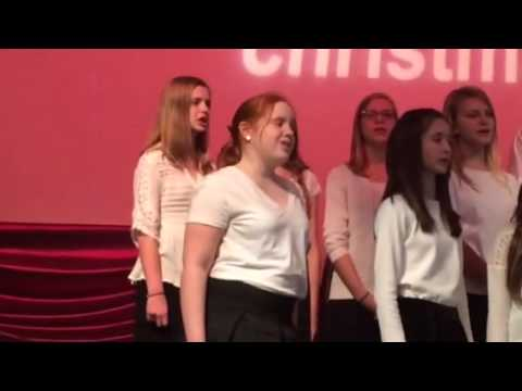 Saucon Valley Middle School - All I Want For Christmas is Y