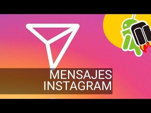 Actualiza Instagram para mejorar los mensajes directos: enlaces, fotos...