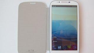 qumo Quest 530 - смартфон с 5,3