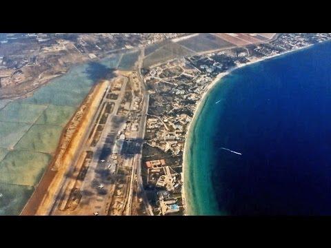TCX2028 - Monastir Airport Take Off