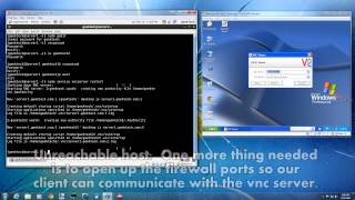 Linux Centos 6 - Setup Server Remote Desktop with VNC