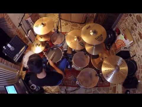 Ligabue - Il muro del suono - Drum Cover HD [Studio Quality]