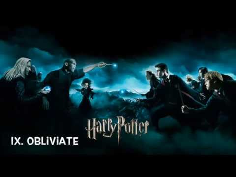 Harry Potter (all movies) OST Symphonic Medley