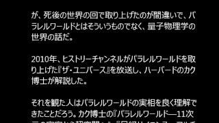 ホンマでっかTVの駄目プロデューサー亀高美智子と中嶋優一,原島雅之を斬る~パラレルワールドも解説できない~
