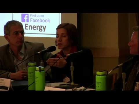Energy Frontiers 2015- Panel 2- Investing in energy innovation: Industry, government, and startups