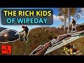 RUST SOLO: The RICH KIDS Of The FRESH WIPE!