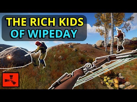 RUST SOLO: The RICH KIDS Of The FRESH WIPE! thumbnail