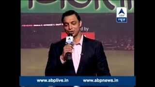 Vishwa Vijeta: Shoaib Akhtar discusses about the upcoming semi-final between India and Australia