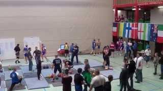 чемпионат мира по гиревому спорту в германии ( г.Гамбург ноябрь 2014 г)