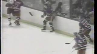 March 18 1986 Rangers at Islanders highlights