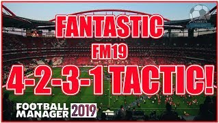 Download The Best Football Manager 2019 Tactic An