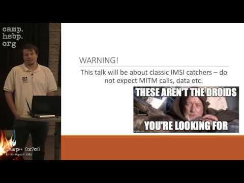 Camp++ 0x7e0 // FOS LTE IMSI catcher by Domi