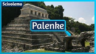 Palenke: Majaa ruina urbo