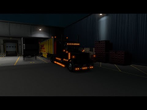 American Truck Simulator Episode 49 - Talking Traffic and Wanting a New Car