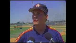 Craig Biggio Spring Training 1990