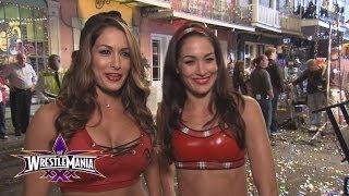 WrestleMania 30- Behind The Scenes