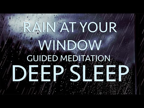 Rain Meditation For Deep Sleep And Overthinking