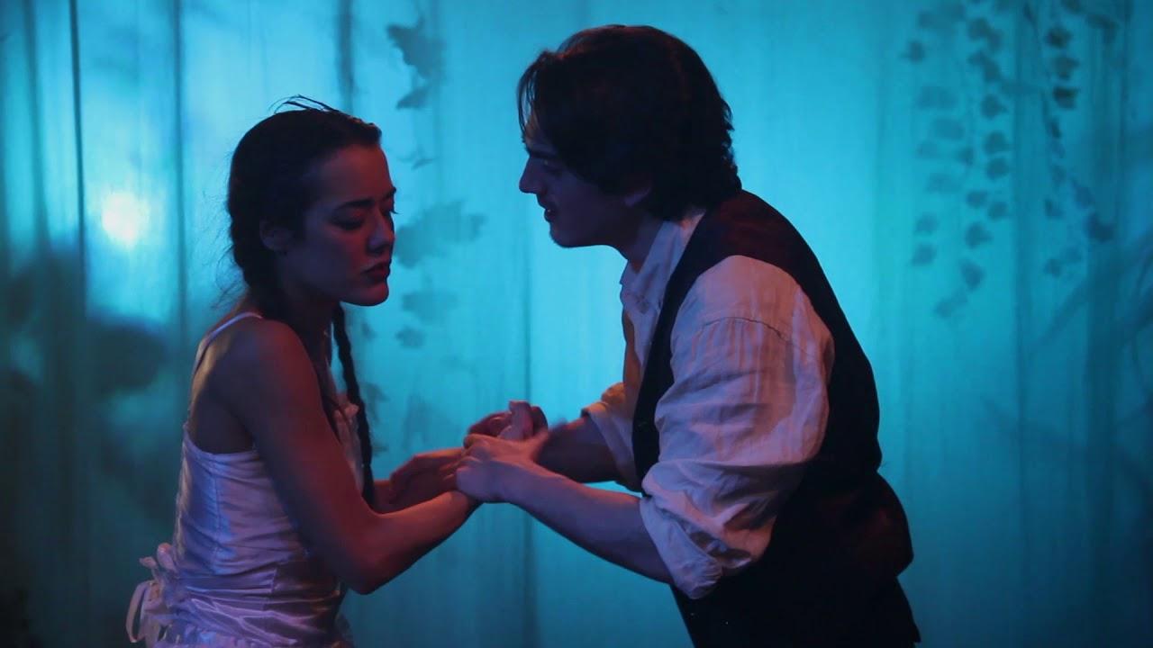 Bodas de sangre - Leonardo y la novia - YouTube