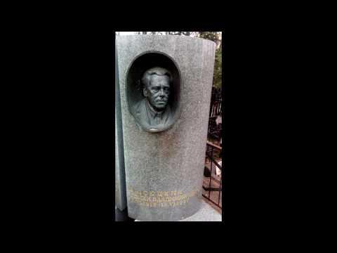 Ваганьковское кладбище - фото могил