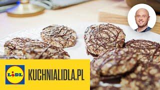 FIT ciasteczka owsiane  (BEZ PIECZENIA!) | Paweł Małecki & Kuchnia Lidla
