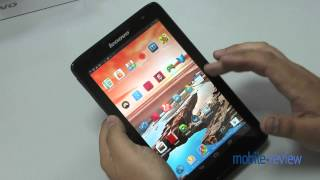 Lenovo TAB A8 - бюджетный Android-планшет