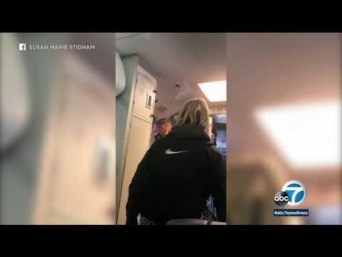 Southwest flight attendant loses 2 teeth after passenger attacks ...