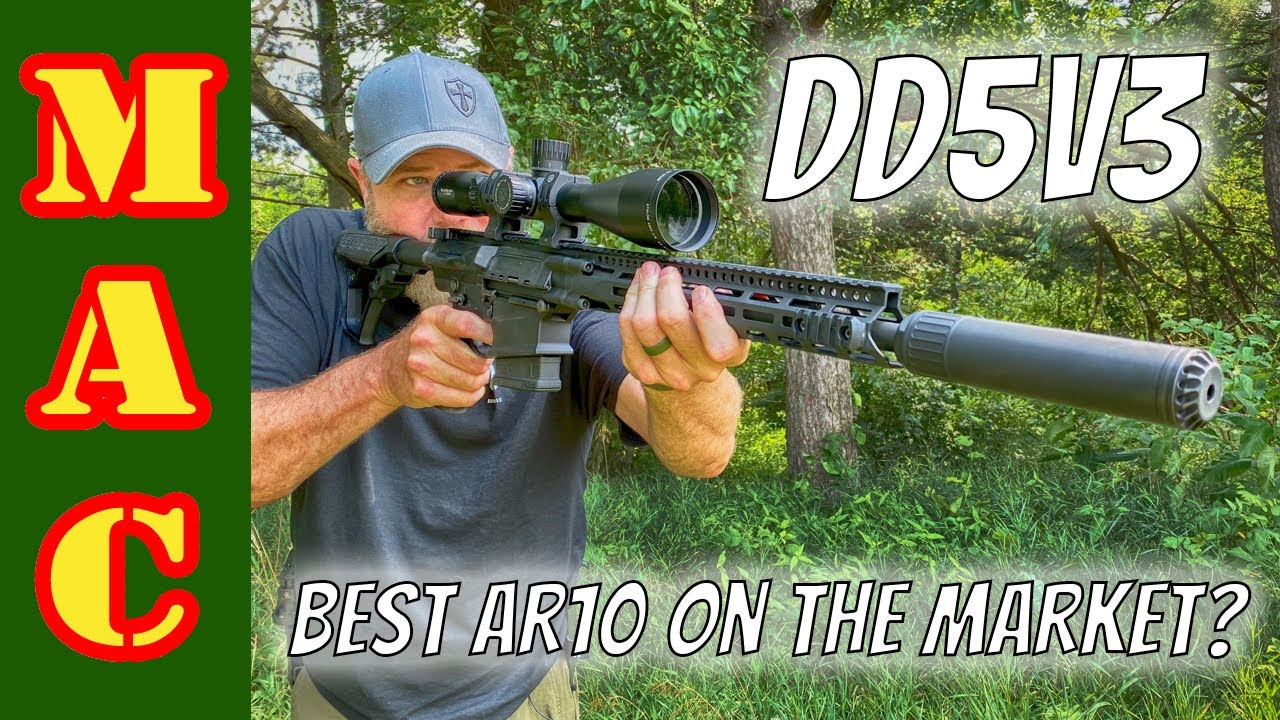 The best AR10 made? Daniel Defense DD5V3