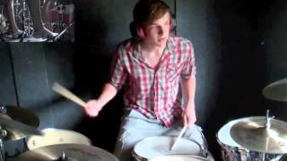 Anthem - Bring Me The Horizon Drum Cover
