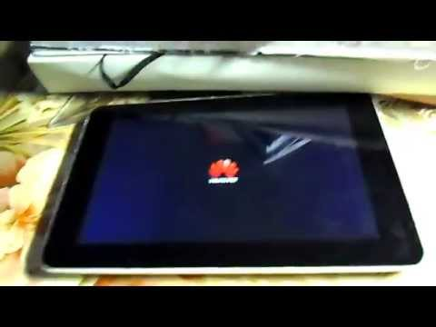 How to Hard reset the HUAWEI MEDIAPAD 7 LITE