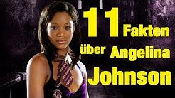 11 FAKTEN über Angelina JOHNSON