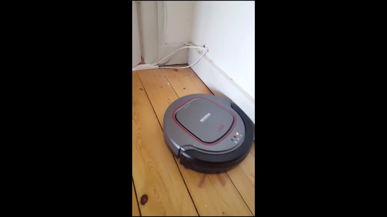 Severin Rb7025 Chill Robot Vacuum Cleaner 1080p Youtube