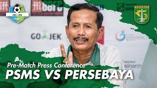Download Video PMPC | Djanur: Saya Akan Bertindak Profesional, Tolong Dicatat | PSMS vs Persebaya | Liga 1 2018 MP3 3GP MP4
