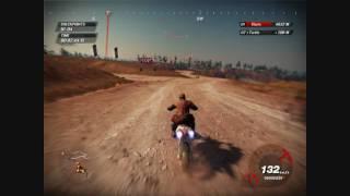 FUEL Pc GameplaY HD   Dirtbike run