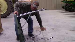 My Review On The MTM Predator Portable Shooting Bench
